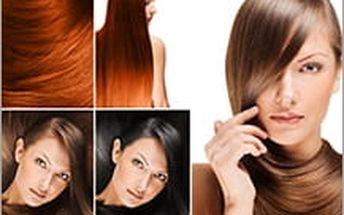 Kadeřnický balíček pro všechny délky vlasů se střihem, barvou nebo melírem. Oslňte okolí novým účesem.