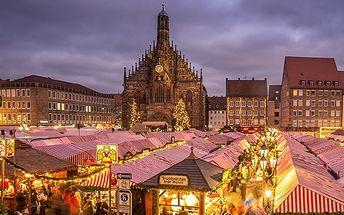 Poznávací zájezd do adventního Norimberku
