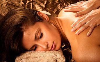 30minutová masáž chodidel v salonu Beauty v Praze