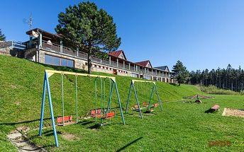3 až 6denní pobyt s polopenzí pro 2 v Horské chatě Arnika v Bílých Karpatech