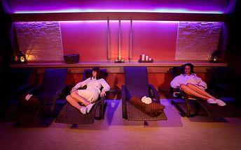 Pobyt v Hotelu Palcát s polopenzí a neomezeným wellness pro dva v Táboře