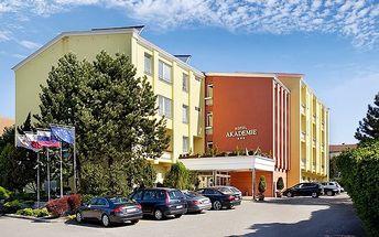 3denní pobyt v hotelu Akademie v Lednicko-valtickém areálu s polopenzí pro 2