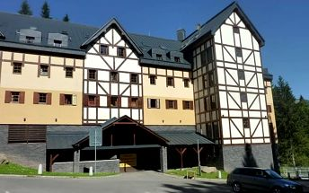 3–6denní pobyt pro 2 v apartmánu Javor v Tatranské Lomnici