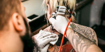 Tattoo Love Art