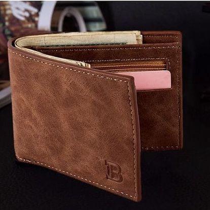 Designová pánská peněženka Bobby