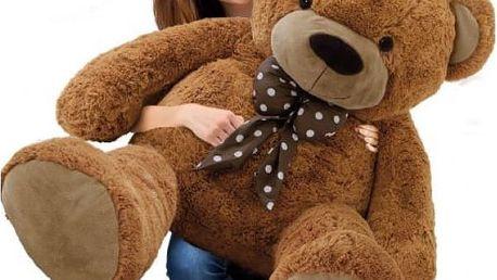 Veliký plyšový medvěd 150 cm