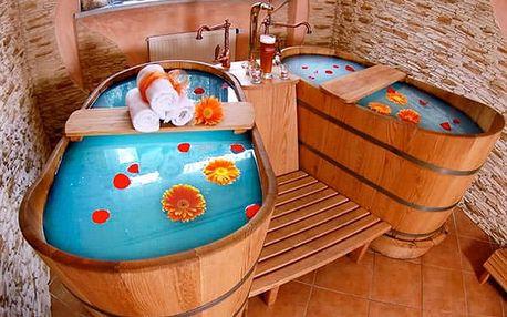Wellness pobyt v horském hotelu Excelsior pro dva