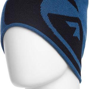 Quiksilver Zimní čepice M&W Beanie Moroccan Blue AQYHA00269-BSG0