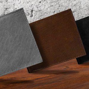 Kožené peněženky SLIM pro muže i ženy