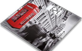Beurer Osobní Váha GS 203 London + doprava zdarma
