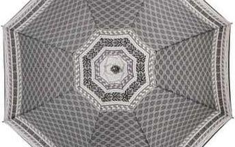 s.Oliver Dámský skládací mechanický deštník Enjoy Nordic Style Rose 70805SON20