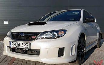 Staňte se rallye řidičem v Subaru!