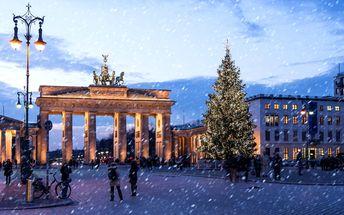 Zamilujte si Berlín: Komfortní hotel se snídaní