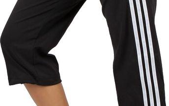 Dámské 3/4 kalhoty Adidas Performance vel. EUR 42, UK 16