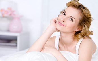 4hod. vánoční balíček péče pro ženy. Kosmetika, manikúra a pedikúra, masáž i kadeřnictví