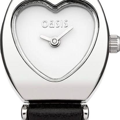 Dámské hodinky Oasis Heart - doprava zdarma!