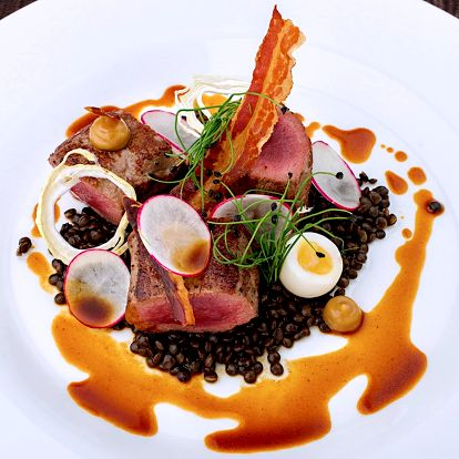 Gurmánské 5chodové menu plné originálních chutí