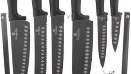 Sada nožů 7 ks ve stojanu BERLINGERHAUS BH-2131