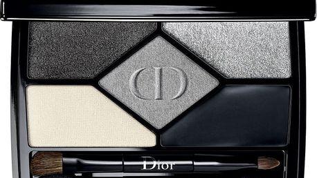 Dior Exkluzivní oční stíny 5 Couleurs Designer (All-In-One Professional Eye Palette) 5,7 g 308 Khaki