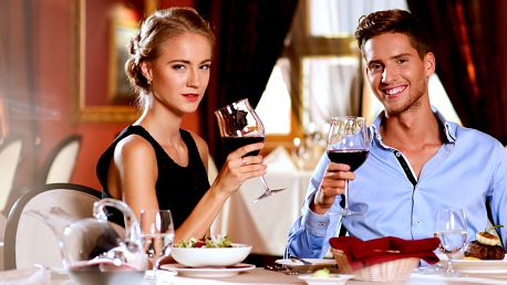Cokoliv z menu elegantní restaurace za 500 Kč