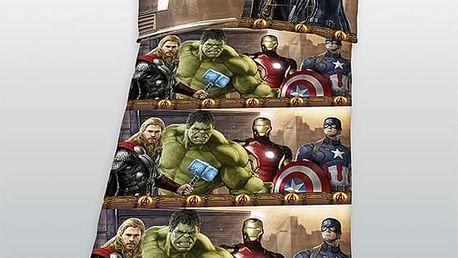 Herding povlečení Avengers 140x200,70x90
