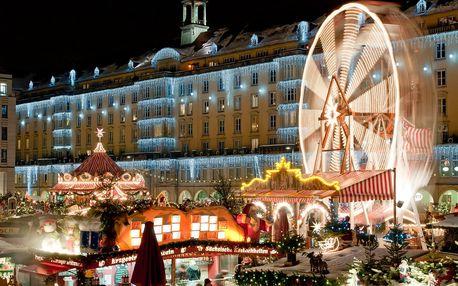 Adventní zájezd do Drážďan na slavnost štól