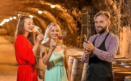 Vinařské kurzy spojené s degustací špičkových vín v centru Prahy