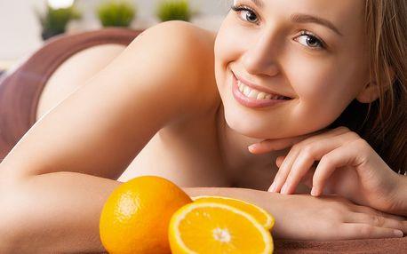 Relaxační balíček s vůní pomerančů