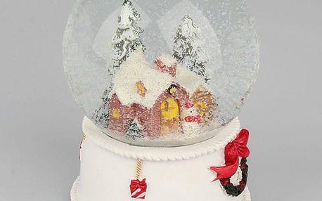 Sněžítko s chaloupkou Dakls - doprava zdarma!