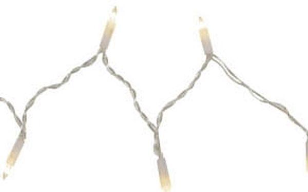 Svítící řetěz Best Season Twisted Lightchain, 20 světýlek - doprava zdarma!
