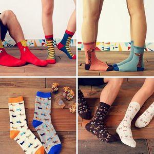 Veselé ponožky Cartoon