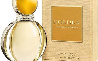 Bvlgari Goldea - parfémová voda s rozprašovačem 90 ml
