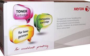 Xerox alternativní toner pro HP CE255X, černá - 498L00082