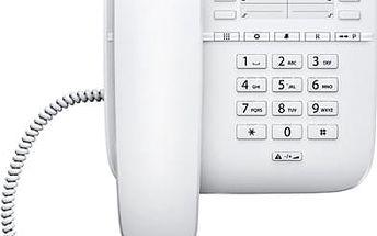 Domácí telefon Siemens DA510 (S30054-S6530-R602) bílý