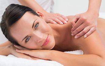 Permanentka na 6 hodinových masáží zad, šíje a ramen v plzeňském salonu Miruš