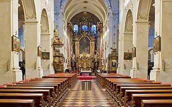 Adventní a vánoční koncerty klasické hudby v Praze