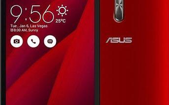 Asus ZenFone 2 Laser ZE500KL 32GB Red