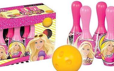 Kuželky Barbie - zábava pro holky