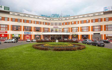 Odpočinkový pobyt v Hotelu Baťov*** u zlínského Baťova kanálu s polopenzí s platností do srpna 2017