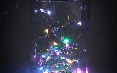 Vánoční dekorace - 20 LED světýlek
