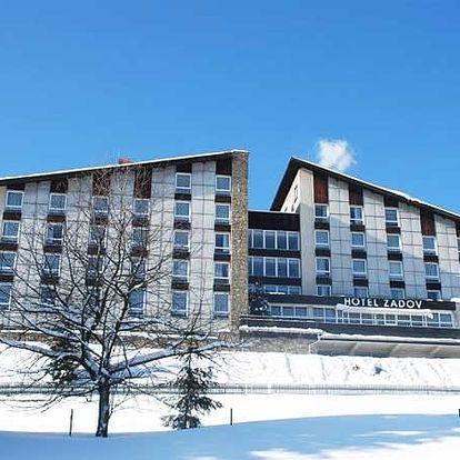 Relaxační pobyt v hotelu Zadov na Šumavě pro 2