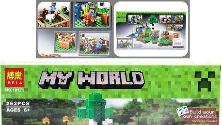 Stavebnice z populární hry MyWorld BELA velká