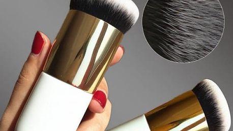 Kosmetický štětec na make-up Flat
