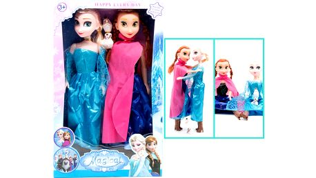 Panenka Elsa a Anna sada