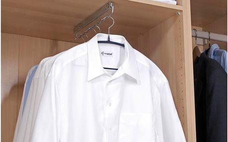 Nastavitelný věšák na oblečení Wenko Cloth - doprava zdarma!