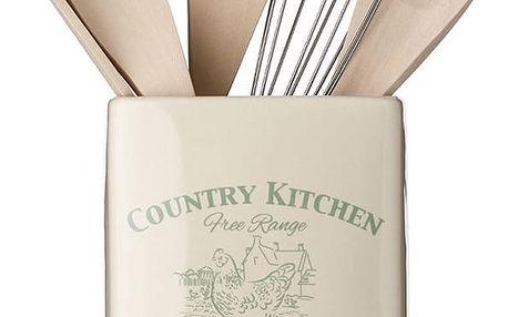 Nádoba s kuchyňským nářadím Country Kitchen - doprava zdarma!