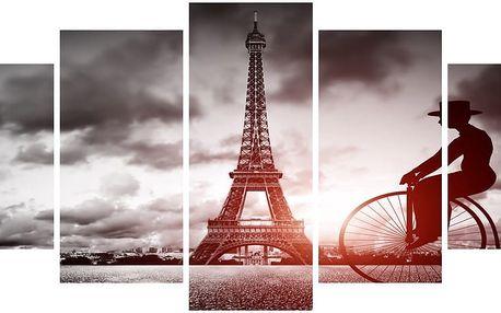 Vícedílný obraz Black&White no. 76, 100x50 cm - doprava zdarma!