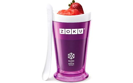 Tvořítko na ledovou tříšť Zoku Slush, fialové - doprava zdarma!