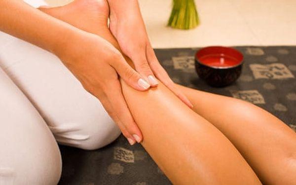 Masáž dle výběru v délce 60 minut od profesionálních rodilých Thajek2