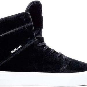 boty SUPRA - Camino Black-White (BKW) velikost: 44.5